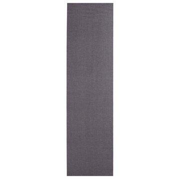 Panneau japonais INSPIRE gris, H.250 x l.50 cm