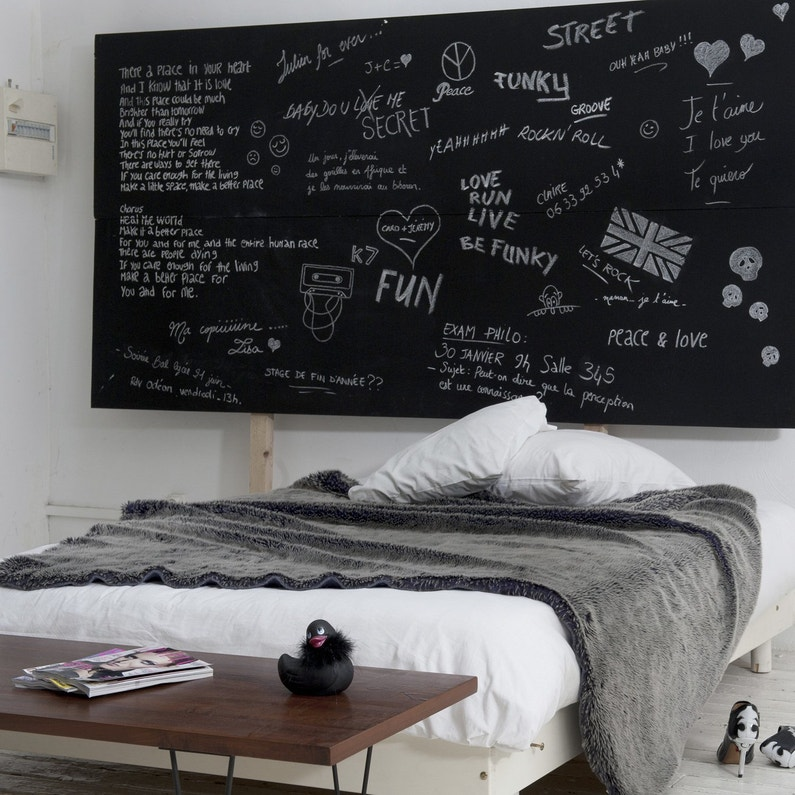 des chambres inspir es pour dormir se d tendre et r ver. Black Bedroom Furniture Sets. Home Design Ideas