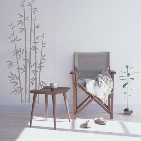 Des stickers bambou pour habiller vos murs
