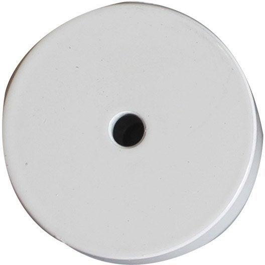 d part mural alu blanc pour main courante leroy merlin. Black Bedroom Furniture Sets. Home Design Ideas