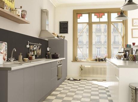 Rénovez votre cuisine avec une peinture grise