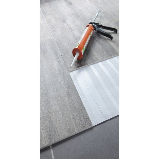 Carrelage sol et mur p can effet b ton easy4 sans colle for Sol pvc sans colle