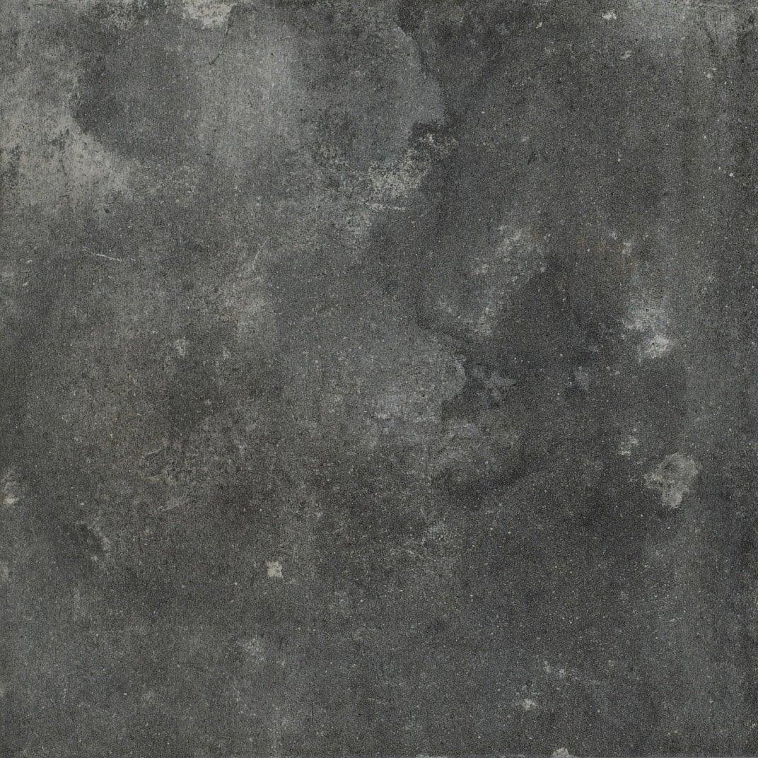 Carrelage sol et mur anthracite effet ciment arlequin for Carrelage sol et mur
