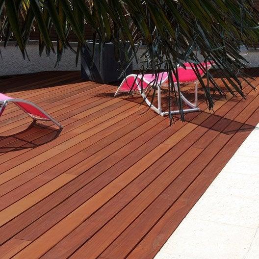 planche bois akola naturel x cm x mm. Black Bedroom Furniture Sets. Home Design Ideas
