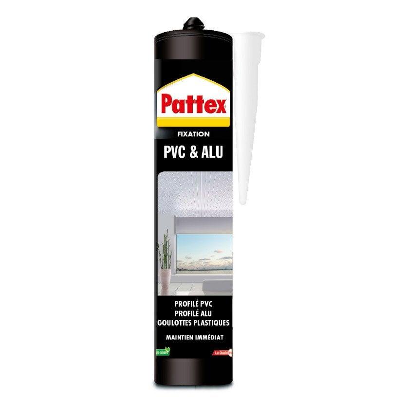 Colle Pour Lambris Pvc Pattex Mastic De Fixation Sans Solvant