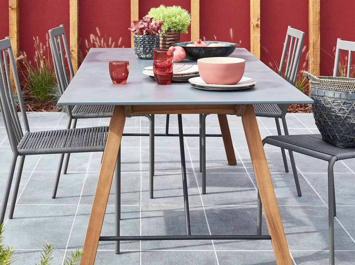 La nouvelle collection de mobilier de jardin 2017