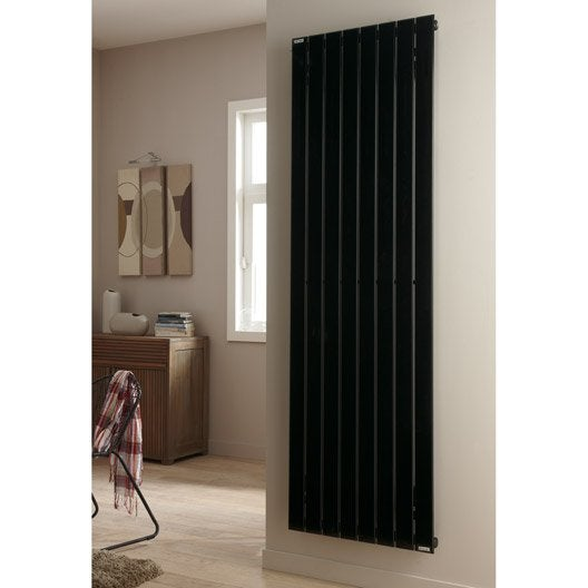 radiateur chauffage central acova lina double couleur cm 1350 w leroy merlin. Black Bedroom Furniture Sets. Home Design Ideas