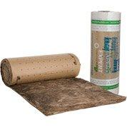 Rouleau de laine de verre 040 Kraft KNAUF INSULATION 9.5x1.20m, ep.100mm, R=2.5