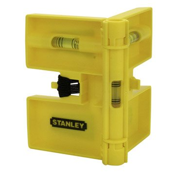 Niveau d'angle STANLEY Post level, L.19 cm