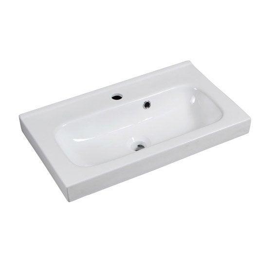 lavabo vasque et plan vasque meuble de salle de bains au meilleur prix leroy merlin. Black Bedroom Furniture Sets. Home Design Ideas