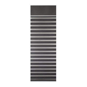 Panneau japonais Jour/Nuit INSPIRE, gris, 250 x 50 cm