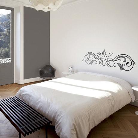 Un pochoir taille XL pour la chambre à coucher