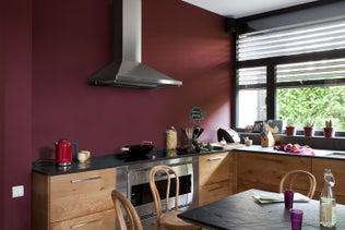 Cuisine: des murs à vos couleurs