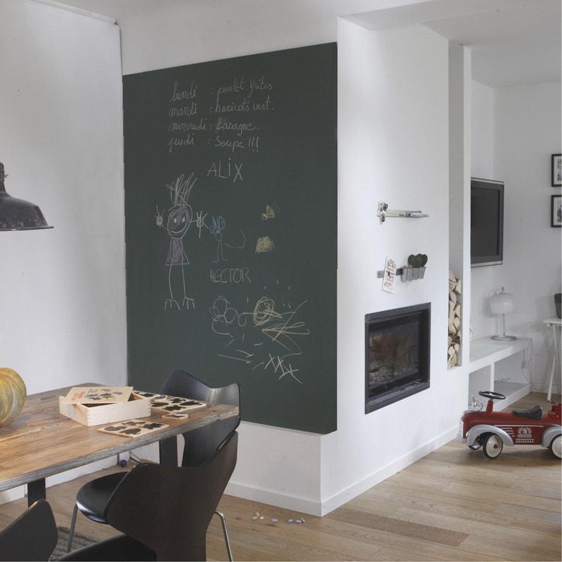 un tableau en craie dans votre cuisine leroy merlin. Black Bedroom Furniture Sets. Home Design Ideas