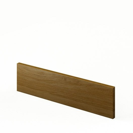 bandeau four de cuisine ch ne o60 15 origine l60 x h15 cm leroy merlin. Black Bedroom Furniture Sets. Home Design Ideas