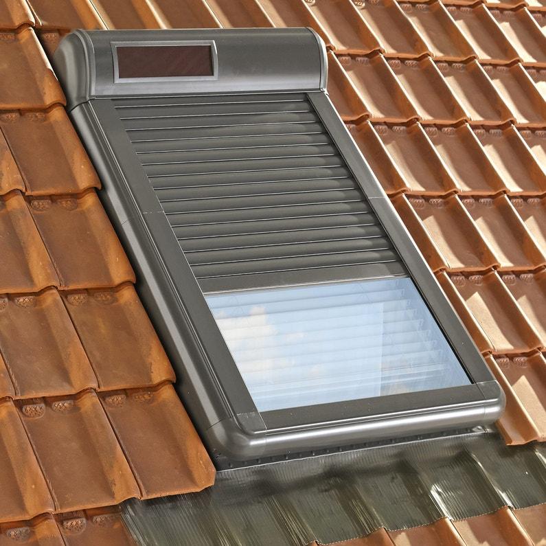 Volet Fenêtre De Toit Roulant à énergie Solaire Artens Arz Solar