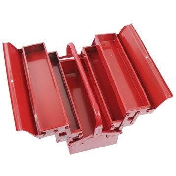 Boîte à outils, L.43 cm
