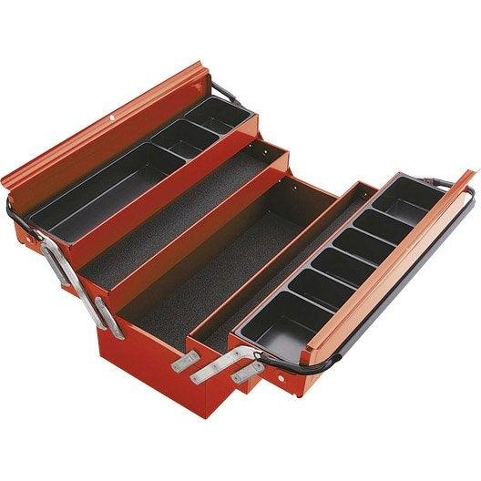 4bcd8f53261b17 Complète ou vide, vous trouverez dans cette catégorie, la trousse ou la  caisse à outils qui correspond à vos besoins.