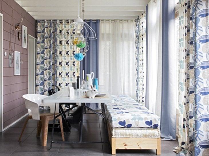 textile sur mesure leroy merlin. Black Bedroom Furniture Sets. Home Design Ideas