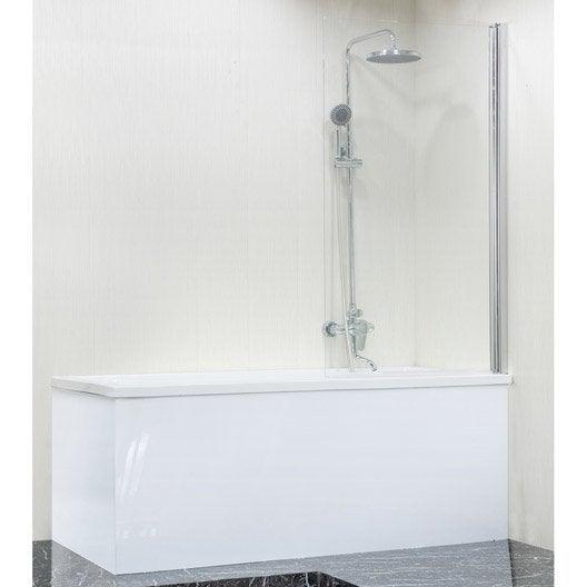 pare baignoire coulissant pas cher pare baignoire water. Black Bedroom Furniture Sets. Home Design Ideas
