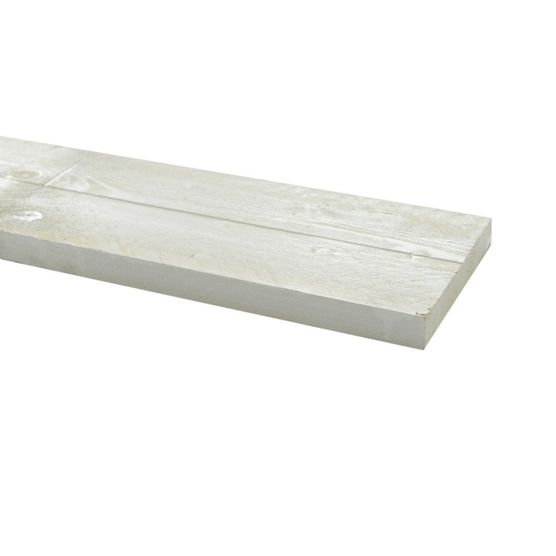 Planche Sapin Blanc 30x195mm L 25m