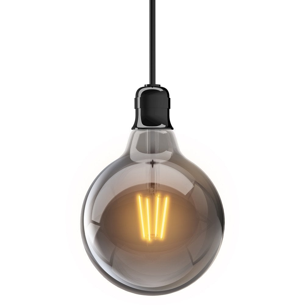 23w Xanlite Filament Led Verre FuméGlobe 125mmE27 1800k Ampoule MpGSzUqV