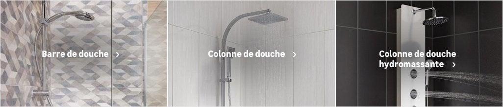 Barre Et Colonne De Douche Salle De Bains Au Meilleur Prix Leroy