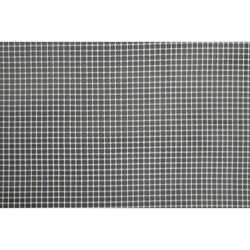 Grillage Rouleau Polyéthylène Blanc H1 X L3 M Maille H5 X L5 Mm