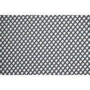 Grillage extrusion gris H.0.5 x L.5 m, maille de H.3 x l.3 mm