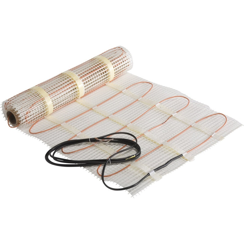 Câble Antigel électrique Sud Rayonnement Cable Kit Matt 115 W L190 X L50 Cm