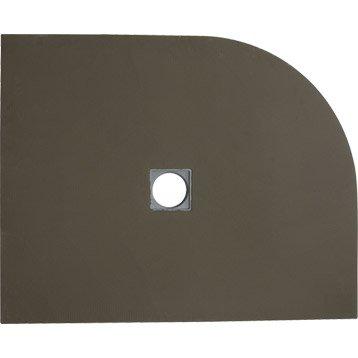 Receveur de douche à carreler rectangulaire L.126 x l.100 cm, LUX ELEMENTS
