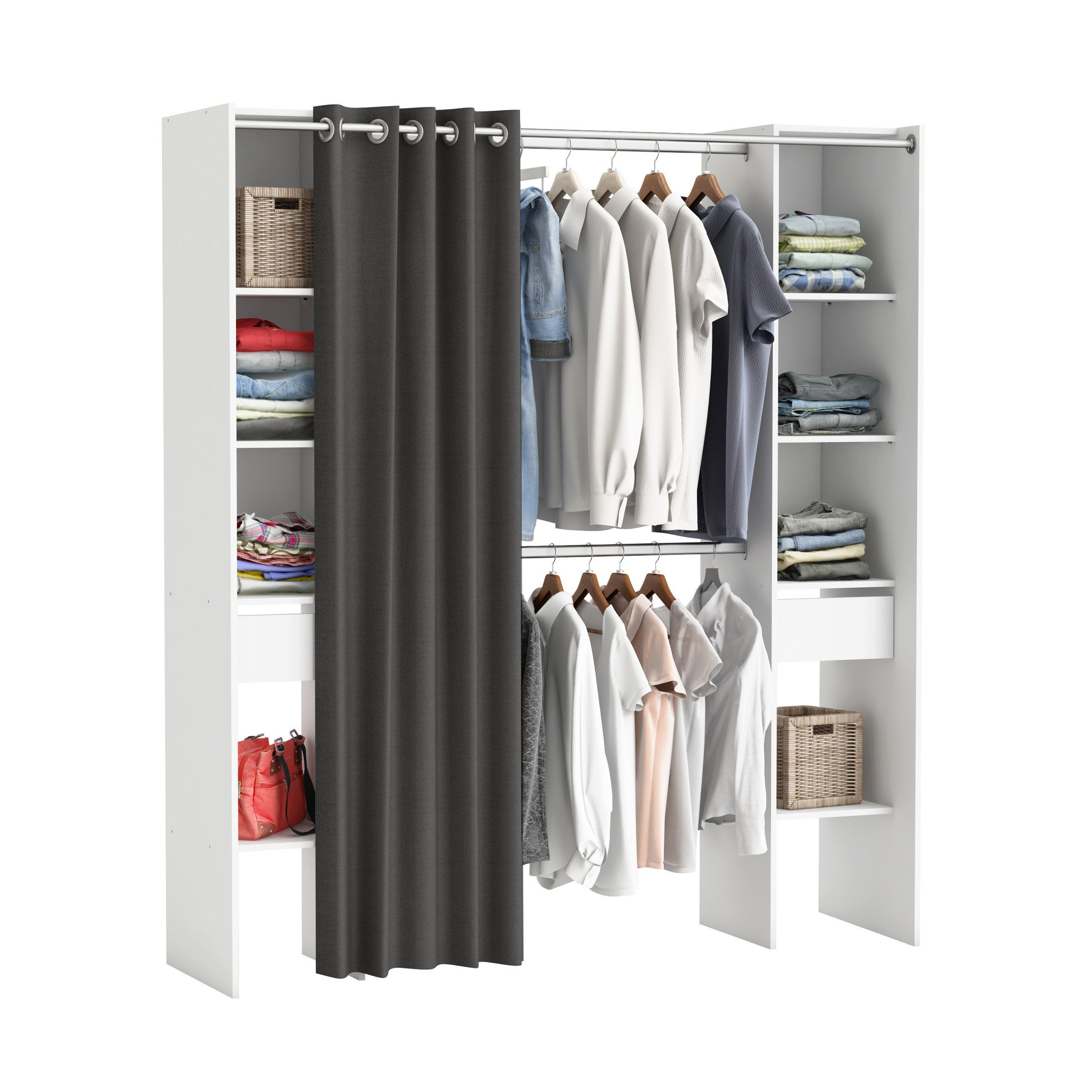 Caisson Armoire Leroy Merlin Bright Shadow Online