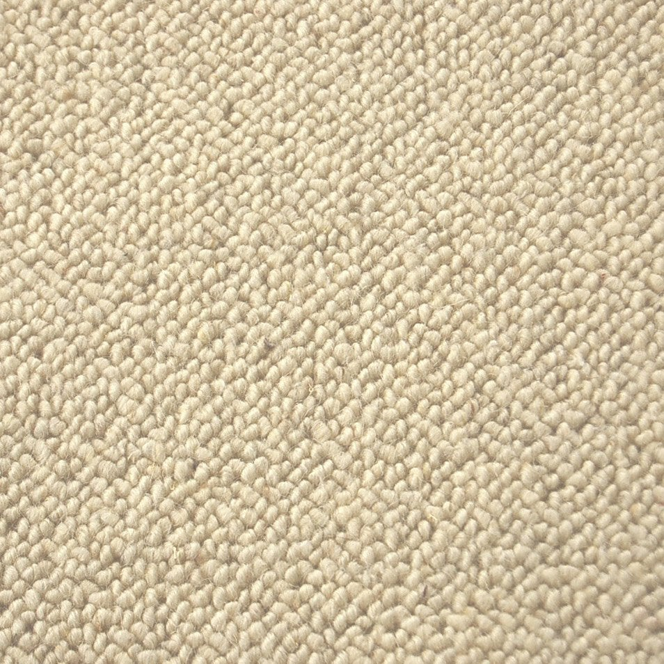 Moquette laine uni écrue, Berbere Montana, 4 m