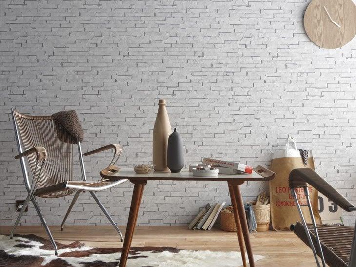 301 moved permanently - Papier peint imitation brique ...