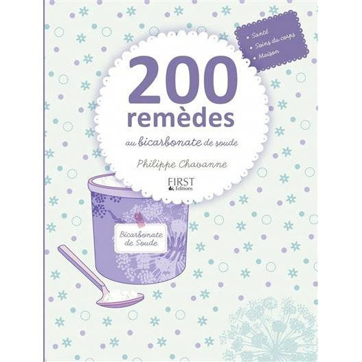 200 Remèdes Au Bicarbonate De Soude First Leroy Merlin