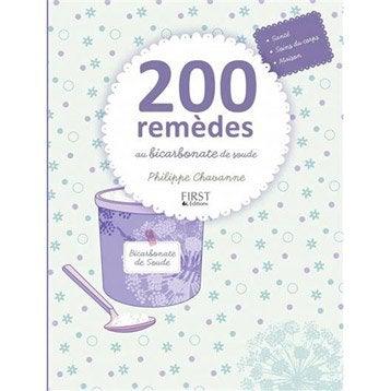 200 remèdes au bicarbonate de soude, First