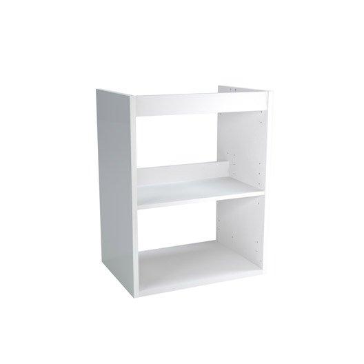 caisson meuble sous vasque x x cm remix. Black Bedroom Furniture Sets. Home Design Ideas