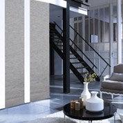 panneau japonais cube 3d d vor blanc x cm leroy merlin. Black Bedroom Furniture Sets. Home Design Ideas