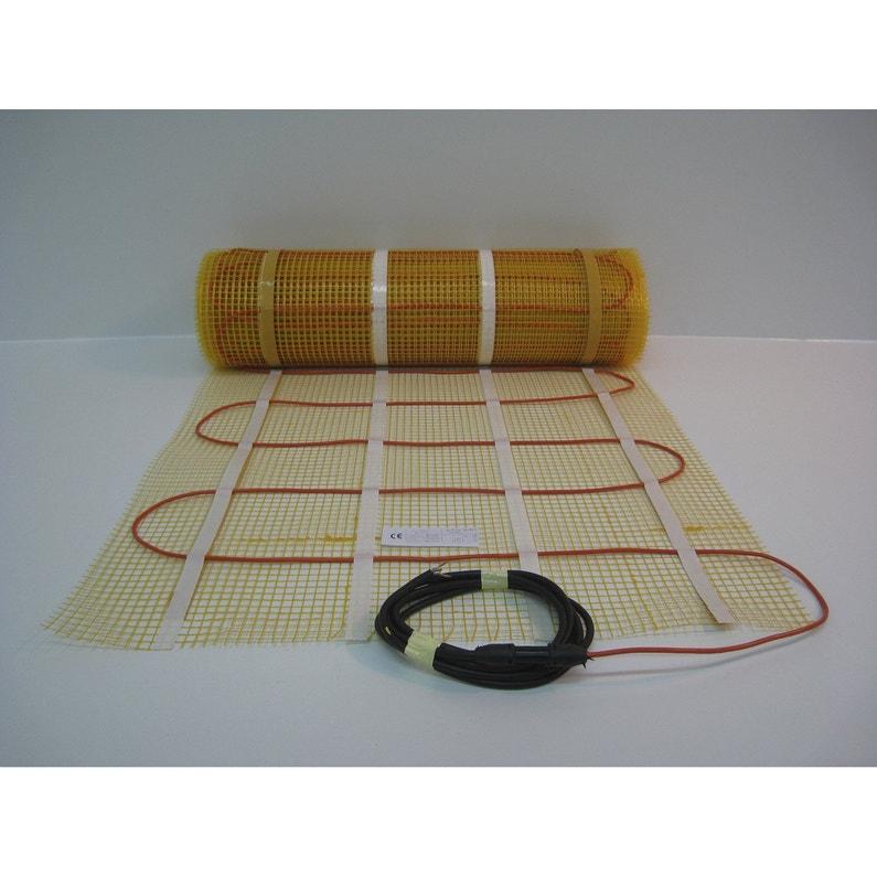 Câble Antigel électrique Sud Rayonnement Cable Kit Tram 190 W L250 X L249 Cm