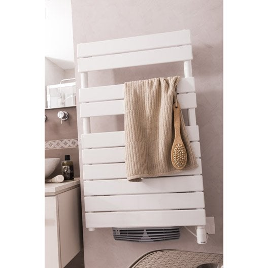 s che serviettes lectrique inertie fluide sauter santiago 3cs 500 1000w leroy merlin. Black Bedroom Furniture Sets. Home Design Ideas