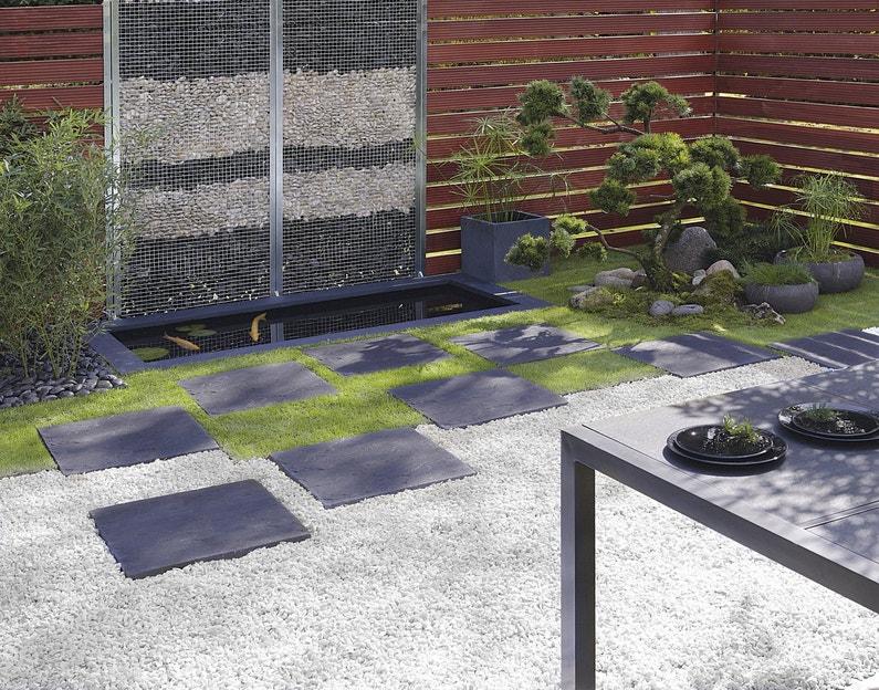 Ambiance japonisante sur la terrasse leroy merlin - Jardin japonais sur terrasse ...