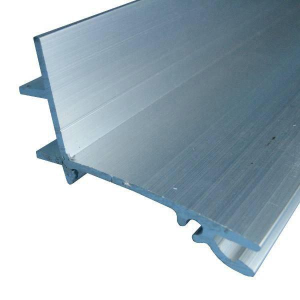 Faîtière Supérieure Sur Mesure Pour Plaque Ep 32 Mm Aluminium L05 M