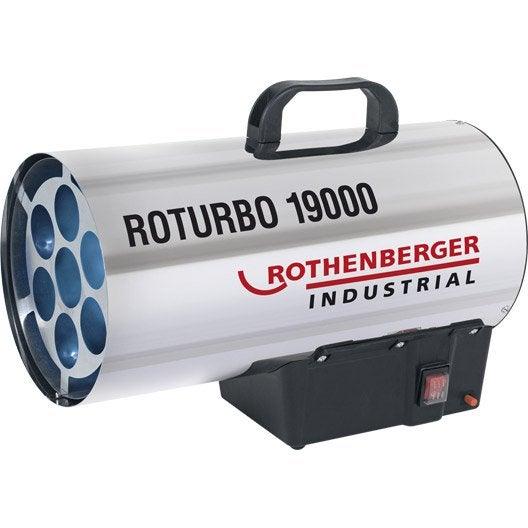 Canon à chaleur de chantier ROTHENBERGER 18500 W