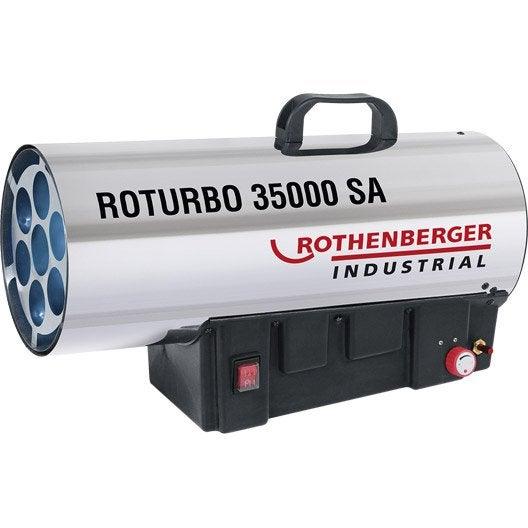 Canon à chaleur de chantier ROTHENBERGER 35000 W