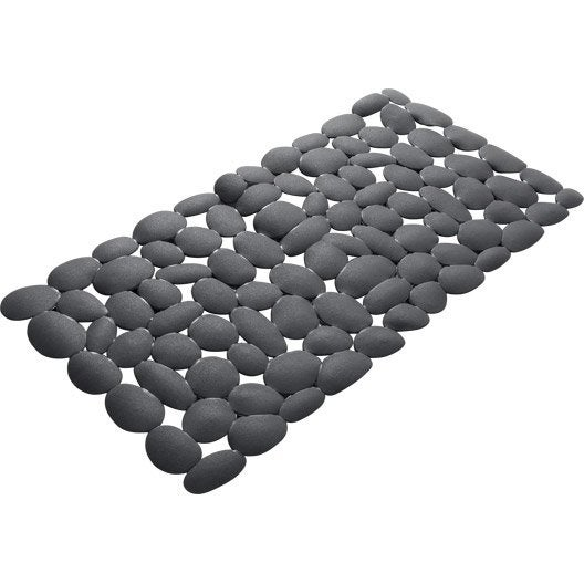 tapis antid rapant gris pour baignoire marathon leroy merlin. Black Bedroom Furniture Sets. Home Design Ideas