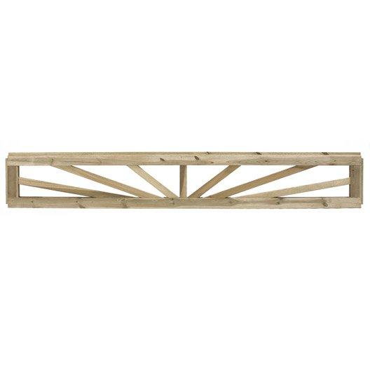 lame d corative en bois embo ter charme naturel x. Black Bedroom Furniture Sets. Home Design Ideas