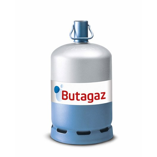 bouteille vide de gaz propane 13 kg leroy merlin. Black Bedroom Furniture Sets. Home Design Ideas
