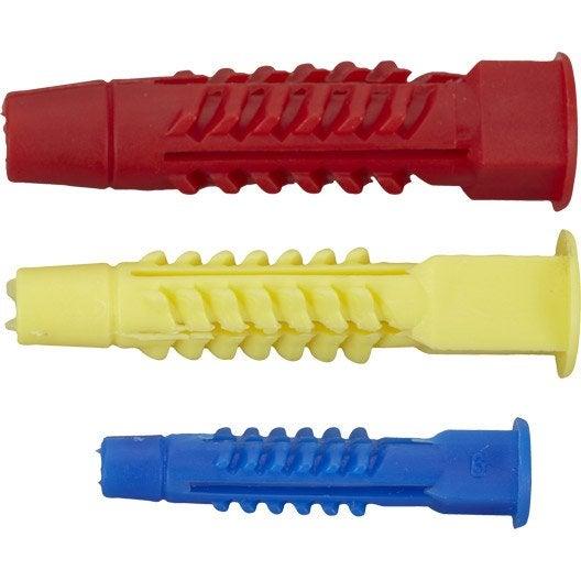 140 chevilles expansion ou verrouillage de forme pour tous types de mat ria - Tout type ou tous types ...