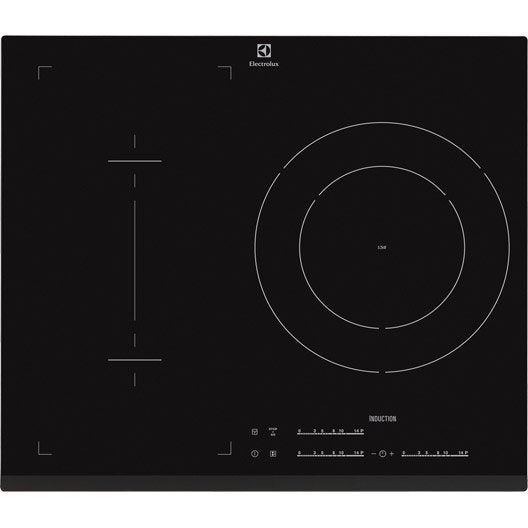 plaque induction electrolux ehn6532fok 3 foyers leroy. Black Bedroom Furniture Sets. Home Design Ideas