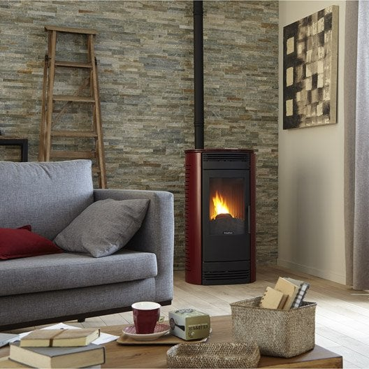 po le granul s equation burgundy bordeaux 10 kw. Black Bedroom Furniture Sets. Home Design Ideas